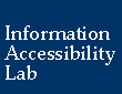 Information Accessibility Lab